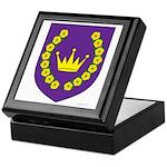 Queen of the East Keepsake Box