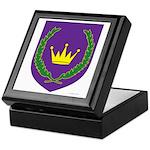 King of the East Keepsake Box