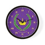 East kingdom Wall Clock
