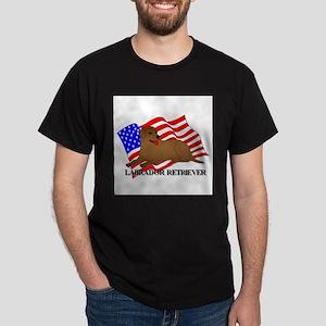 Labrador Retriever USA T-Shirt