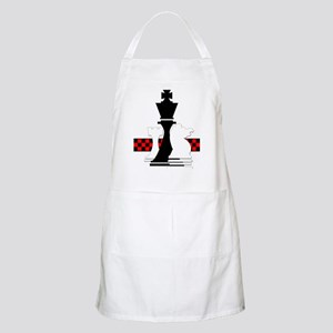Chess BBQ Apron