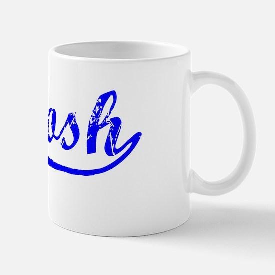 Vintage Oshkosh (Blue) Mug