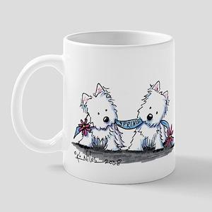 Welcome Spring Duo Mug