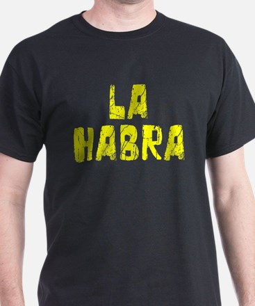 La Habra Faded (Gold) T-Shirt