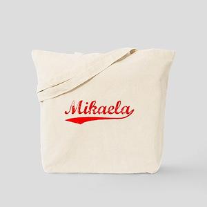 Vintage Mikaela (Red) Tote Bag