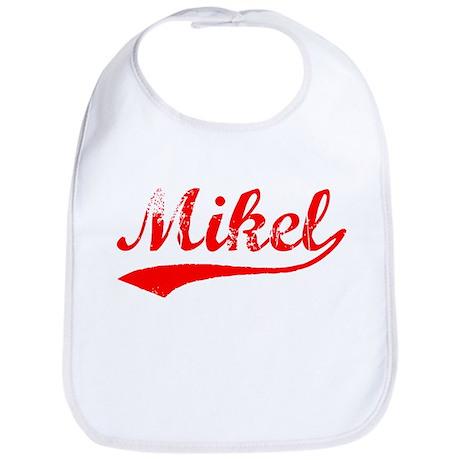 Vintage Mikel (Red) Bib