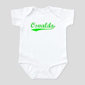 Vintage Osvaldo (Green) Infant Bodysuit