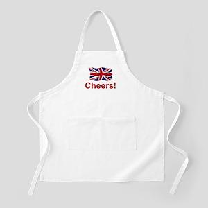 British Cheers! BBQ Apron