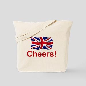 British Cheers! Tote Bag