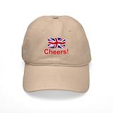 British flag Baseball Cap