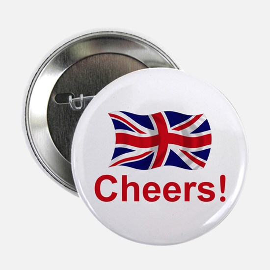 "British Cheers! 2.25"" Button"