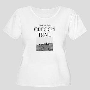 ABH Oregon Nation Plus Size T-Shirt