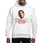 Full-blooded Pinko anti-Obama Hooded Sweatshirt