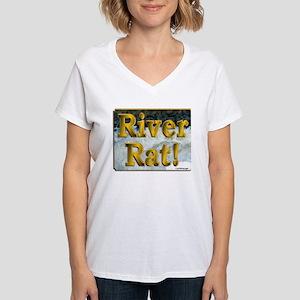River Rat Ash Grey T-Shirt