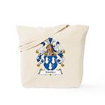 Kindler Family Crest Tote Bag