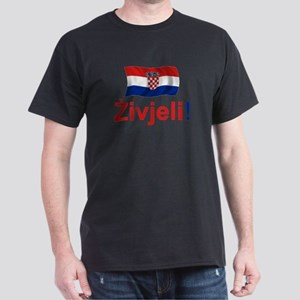 Croatian Zivjeli Dark T-Shirt