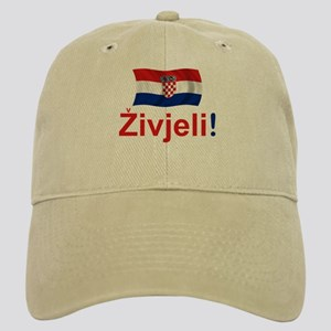Croatian Zivjeli Cap