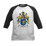 Kerscher Family Crest Kids Baseball Jersey