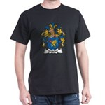 Kerscher Family Crest Dark T-Shirt