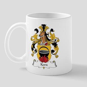 Kern Family Crest Mug