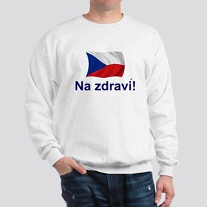 Czech Na zdravi! Sweatshirt