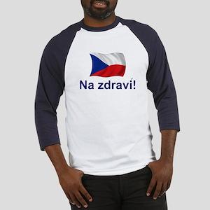 Czech Na zdravi! Baseball Jersey