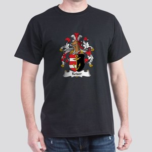 Keiser Family Crest Dark T-Shirt