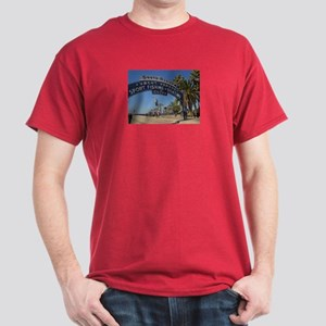 Santa Monica Pier Dark T-Shirt