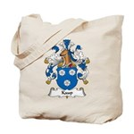 Kaup Family Crest Tote Bag