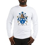 Kaup Family Crest Long Sleeve T-Shirt