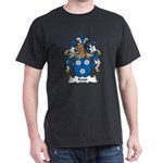 Kaup Family Crest Dark T-Shirt