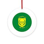 West Kingdom Ornament (Round)