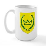 King of the West Large Mug