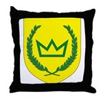King of the West Throne Pillow