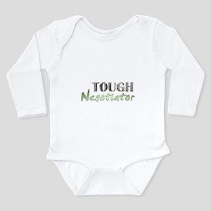 Tough Negotiator Infant Bodysuit Body Suit
