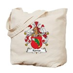 Karras Family Crest Tote Bag