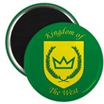Kingdom of the West Magnet