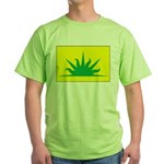 West Kingdom Populace Green T-Shirt