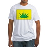 West Kingdom Populace Fitted T-Shirt