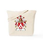 Kaler Family Crest Tote Bag