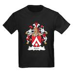Kaler Family Crest Kids Dark T-Shirt