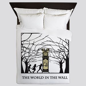 Fillory and Further Book One Queen Duvet
