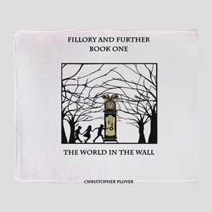 Fillory and Further Book One Throw Blanket