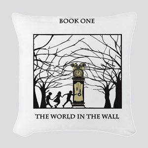 Fillory and Further Book One Woven Throw Pillow