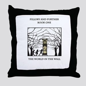Fillory and Further Book One Throw Pillow