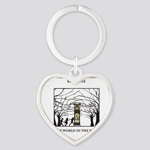 Fillory and Further Book One Keychains