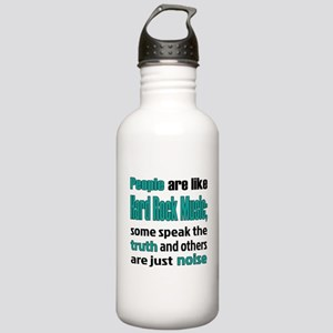 People are like Hard R Stainless Water Bottle 1.0L