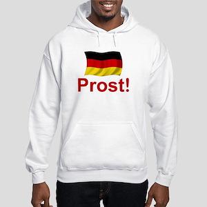 German Prost (Cheers!) Hooded Sweatshirt