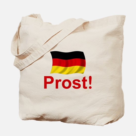 German Prost (Cheers!) Tote Bag