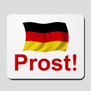 German Prost (Cheers!) Mousepad